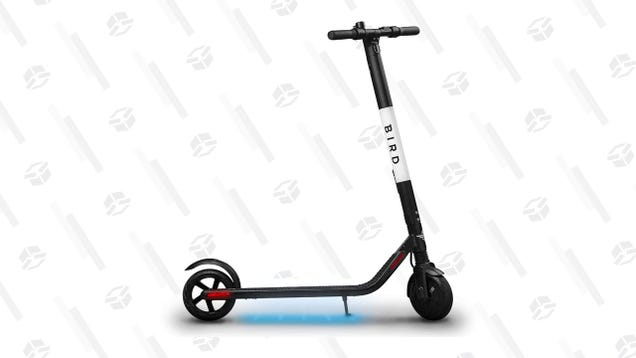 This Electric Scooter Will Come Before Christmas and Is $150 Off