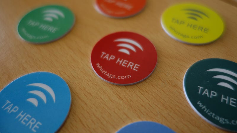 Share Your Home Wi-Fi Easily Using an NFC Tag or QR Code