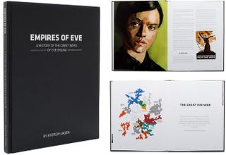 The first volume of Empires of Eve. The second volume has been funded on Kickstarter.