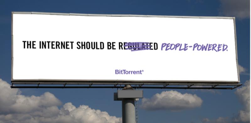 Illustration for article titled ¿Piratería? No, BitTorrent explica las diferencias en una gran campaña