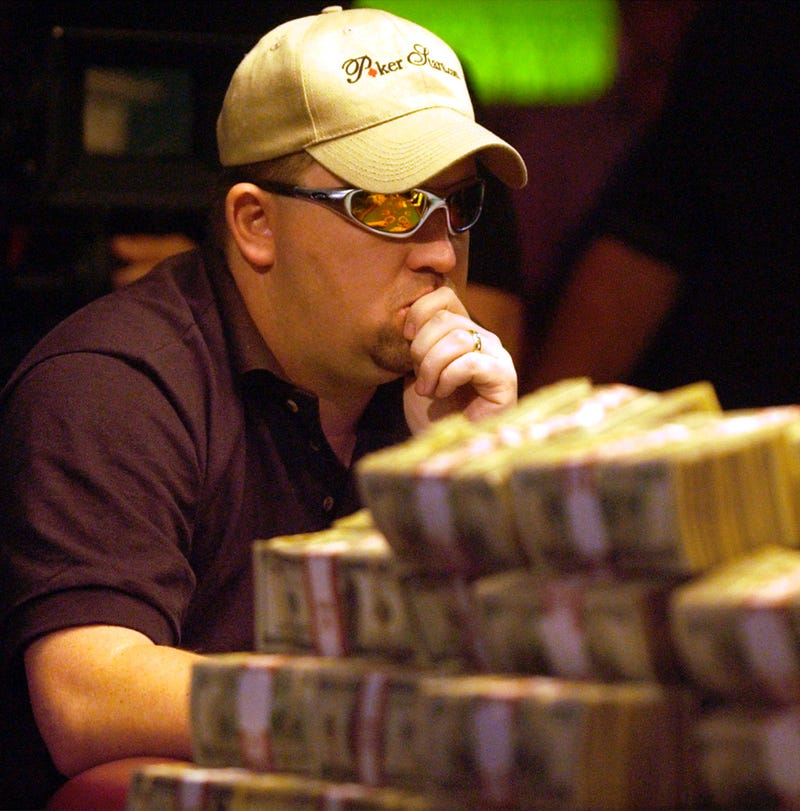Illustration for article titled The Oral History Of The 2003 World Series Of Poker Main Event, Day One