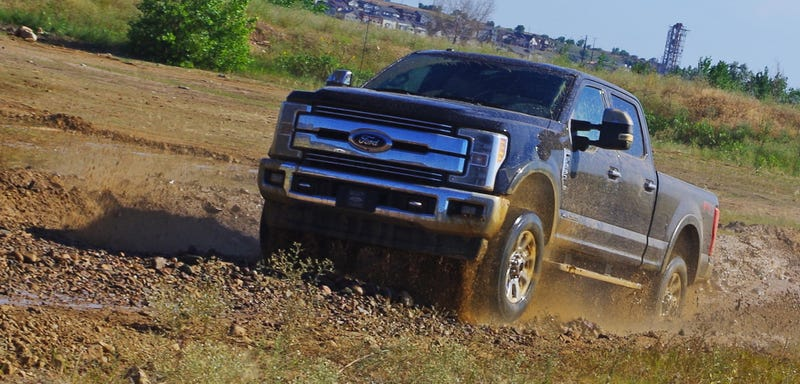 The 2017 ford super dutys tech is way cooler than its 925 lb ft the 2017 ford super dutys tech is way cooler than its 925 lb ft of torque publicscrutiny Image collections