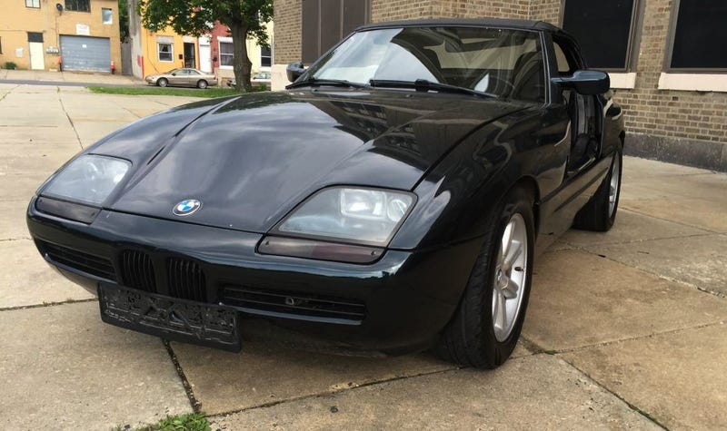Illustration for article titled For $27,000, This 1990 BMW Z1 Could Be In Your Near Zukunft