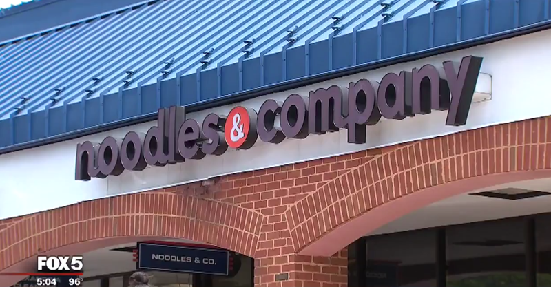 Noodles & Co.Fox5DC screenshot