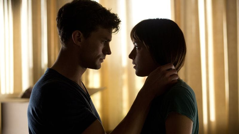 Illustration for article titled Why the Fifty Shades film could actually be good—and why we should all hope it is