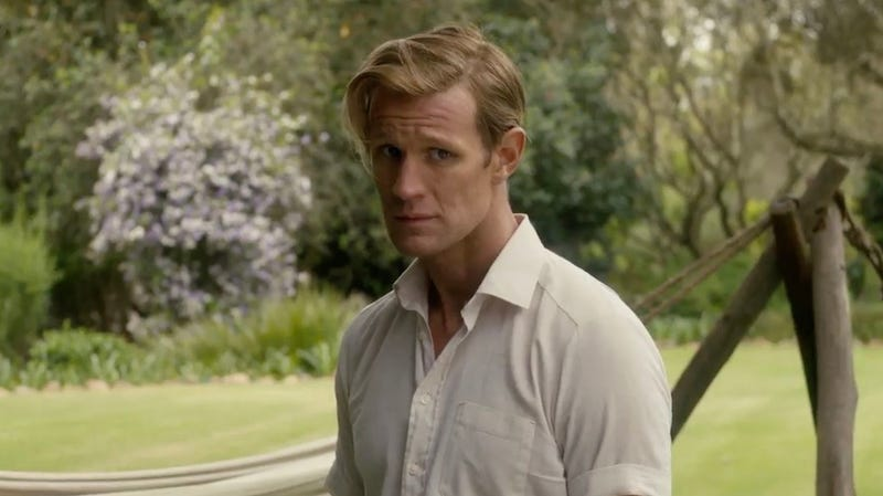 Matt Smith as Prince Philip in Netflix's The Crown.