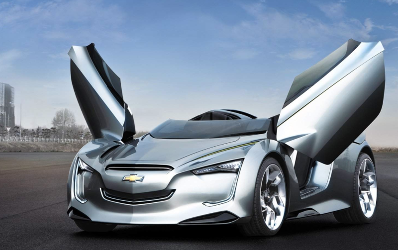 Illustration for article titled Chevrolet Miray