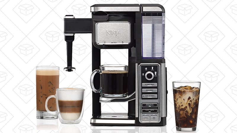 Ninja Single Serve Coffee Bar, $78