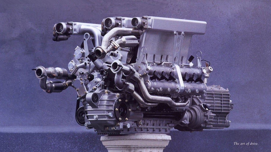 volkswagen made an even weirder engine before the bugatti w16illustration for article titled volkswagen made an even weirder engine before the bugatti w16