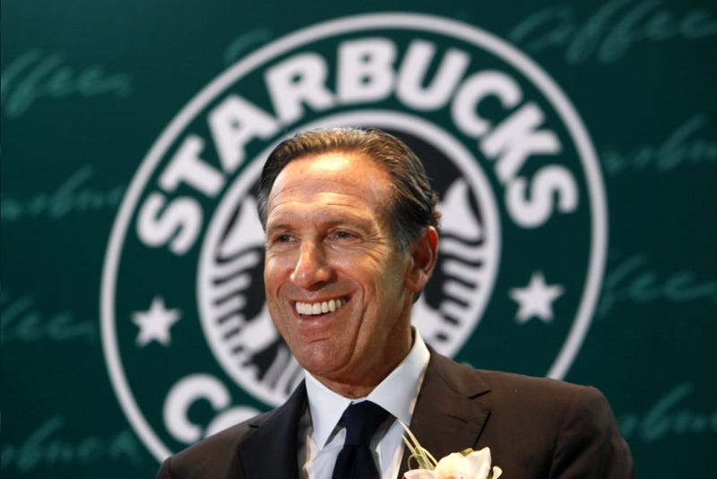 Illustration for article titled The Year's Most Insipid Political Gesture, Courtesy Of Former Sonics Owner Howard Schultz