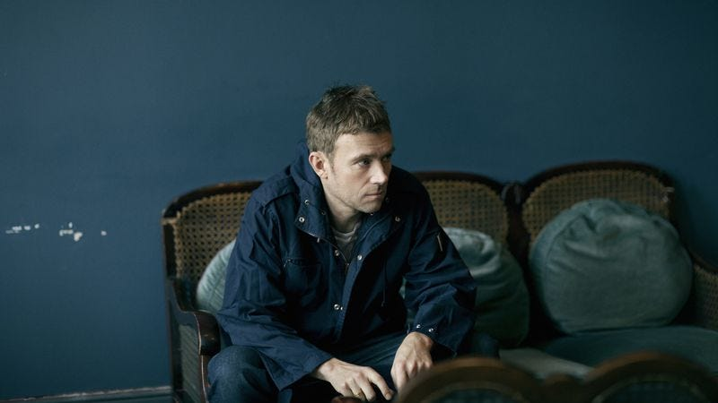 Illustration for article titled Damon Albarn underwhelms on his sleepy solo debut