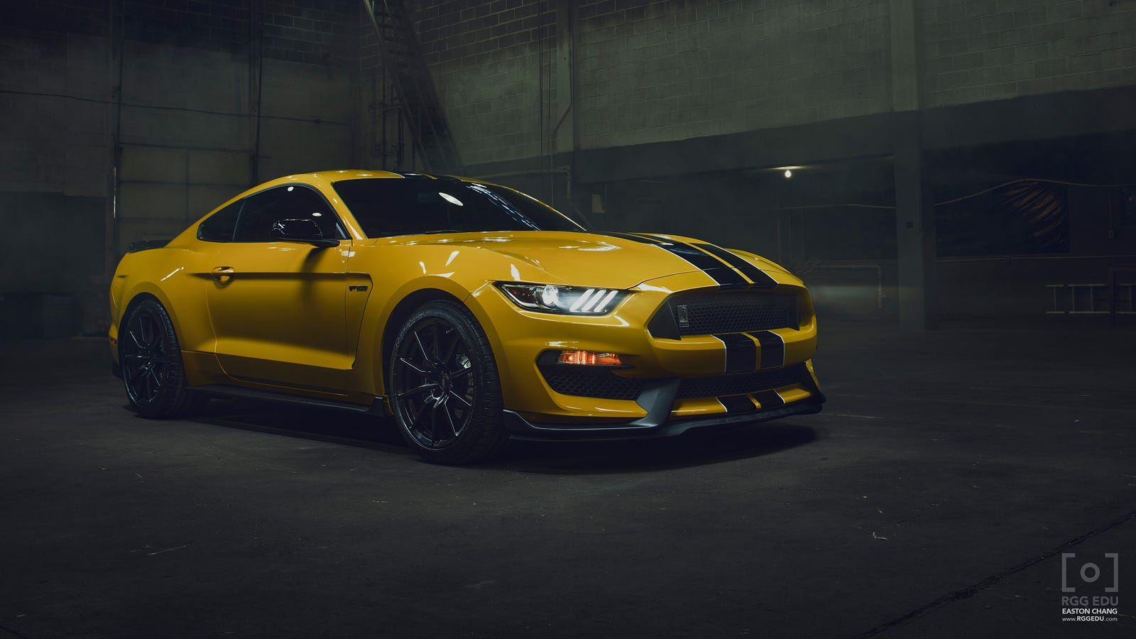 Your Ridiculously Awesome Ford Mustang Shelby Gt350