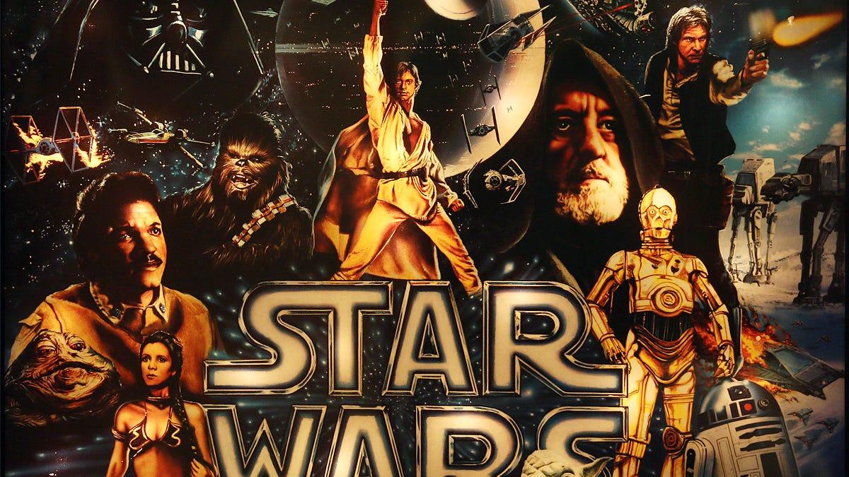 Farfalla Star Wars
