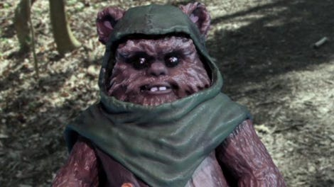 Getting Hunted By Ewoks In Star Wars Battlefront Ii Is As