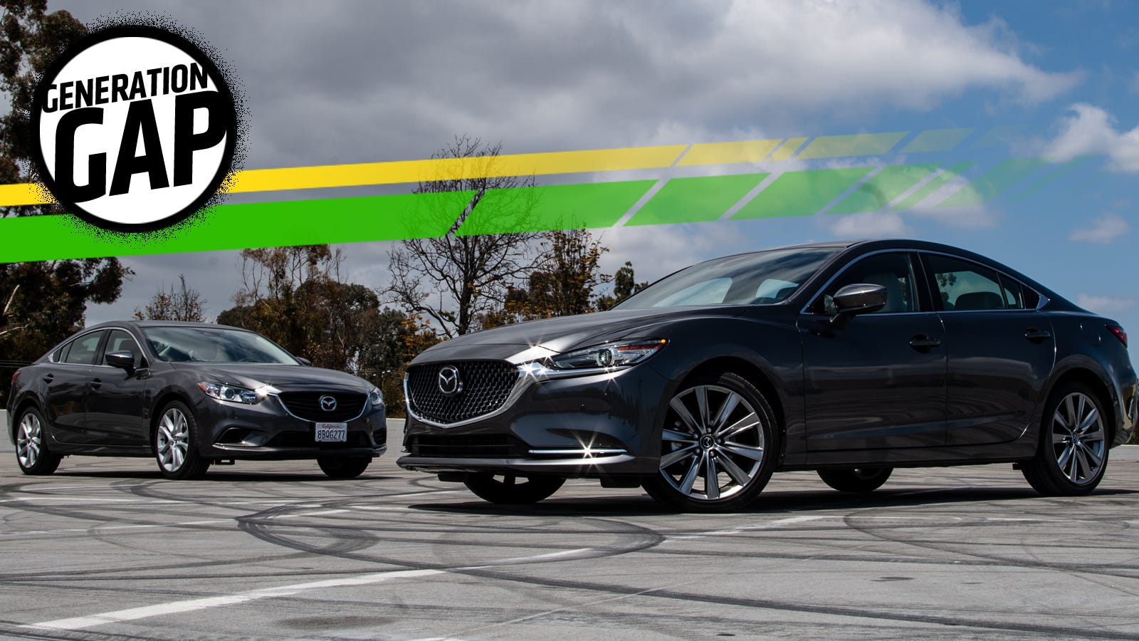 Here's A Close Comparison Between The 2018 Mazda 6 And The 2017 Mazda 6