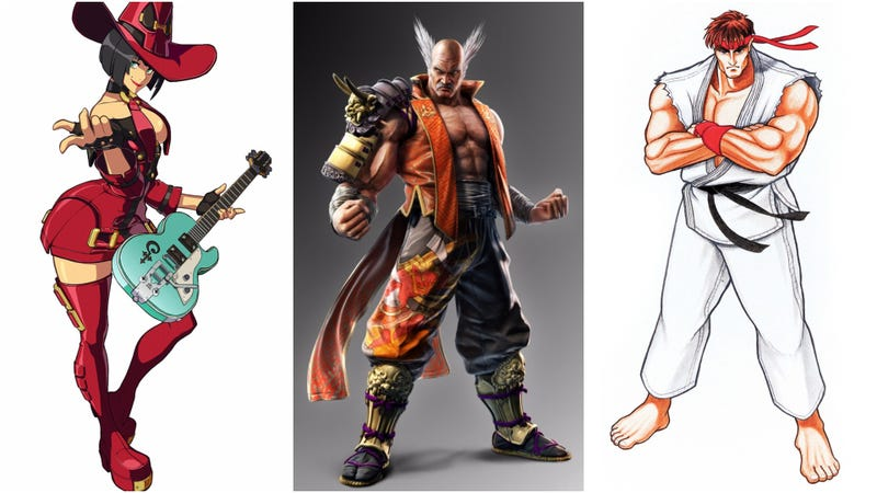 [Images: Fighters Generation | Fighters Generation | Fighters Generation]