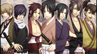 Illustration for article titled Otome Novice - part 1: Shackin' up with the Shinsengumi