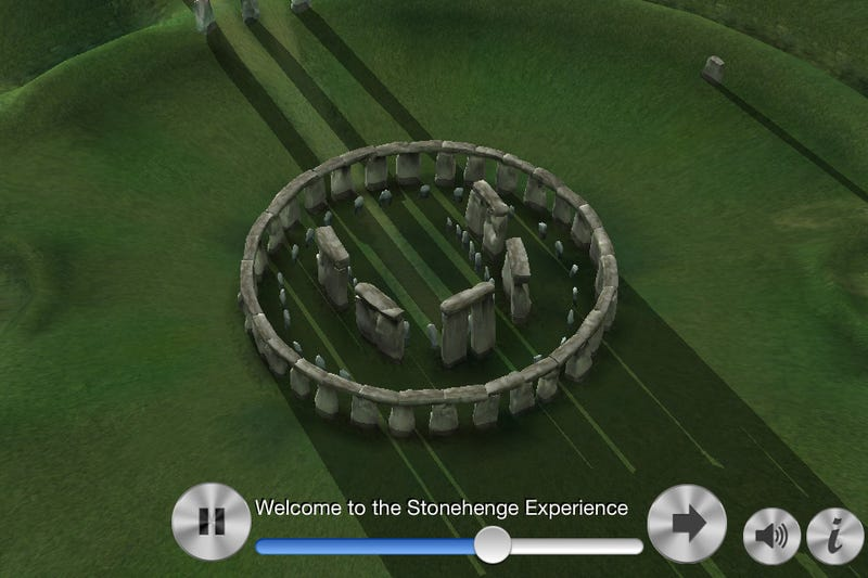 Illustration for article titled Stonehenge Experience Gallery