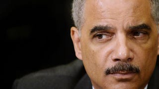 Attorney General Eric Holder in 2014Olivier Douliery-Pool/Getty Images