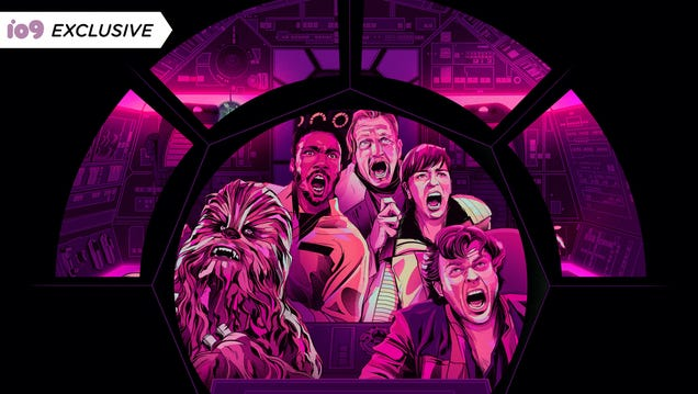 Solo s Vinyl Release Comes With Incredible New Star Wars Artwork