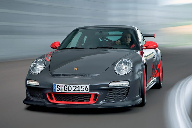 Illustration for article titled Does this spec sheet prove Porsche's ultimate GT3 is real?