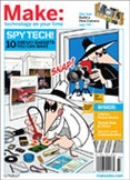 Illustration for article titled MAKE - Volume 16: Spy Tech  - Give the gift of making this holiday season!