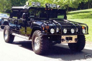 Illustration for article titled All Eyes on Tupac Shakur's 1996 Hummer, Now for Sale on eBay