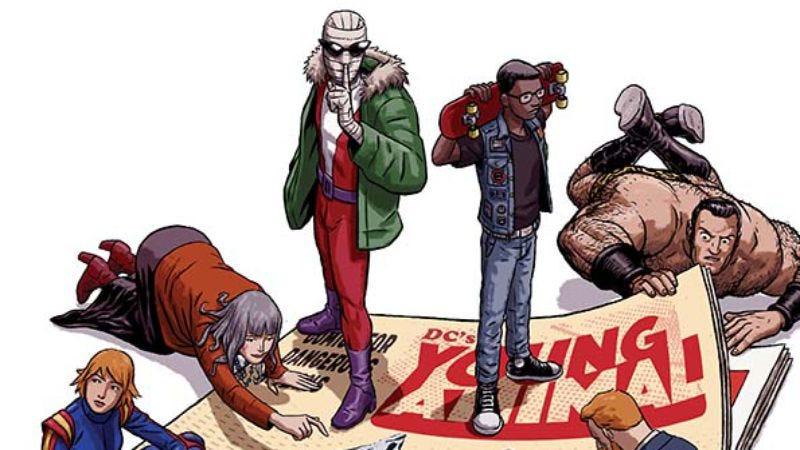 (Image: Nick Derington/DC Comics)