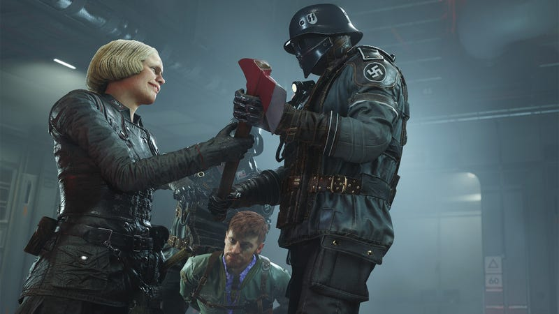 Illustration for article titled Wolfenstein II, Six Months Later