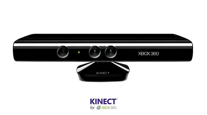 Illustration for article titled Kinect's Final Hardware Revealed