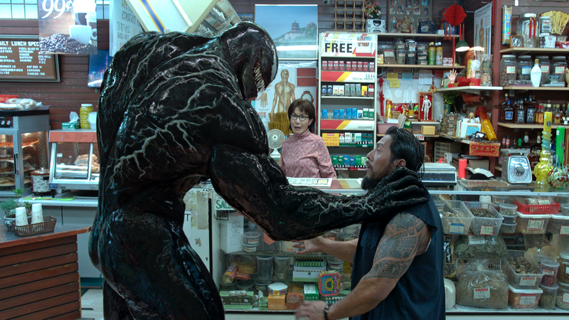 Illustration for article titled It looks like Sony just quietly confirmed a Venom sequel