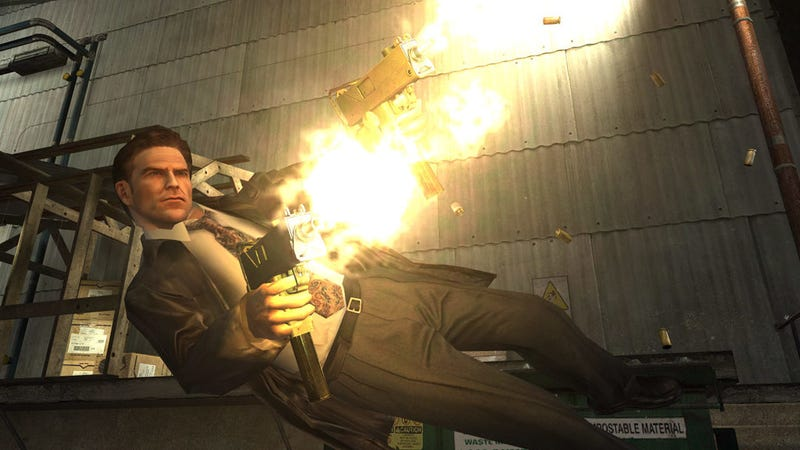 Illustration for article titled Max Payne 2's Revamped Bullet-Time Showed a New Side Of Max