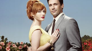 Illustration for article titled Will Don Draper and Joan Holloway Get It On in Season Five?
