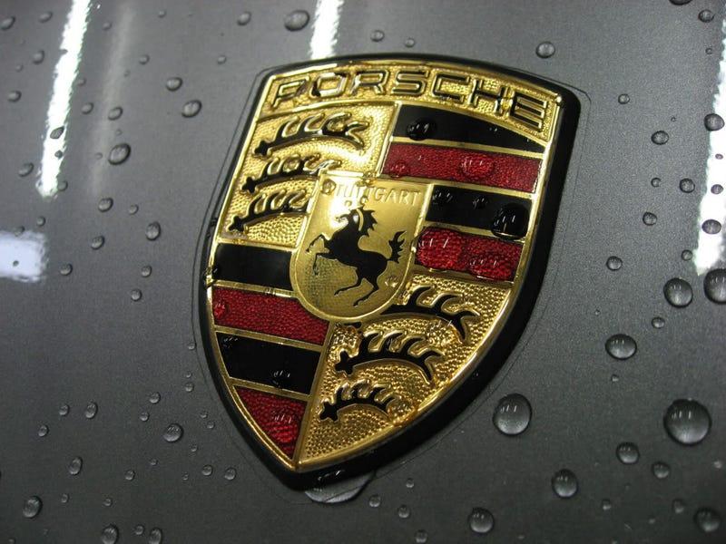 Illustration for article titled Living a Lie Pt. 1 - Blind Porsche Appreciation