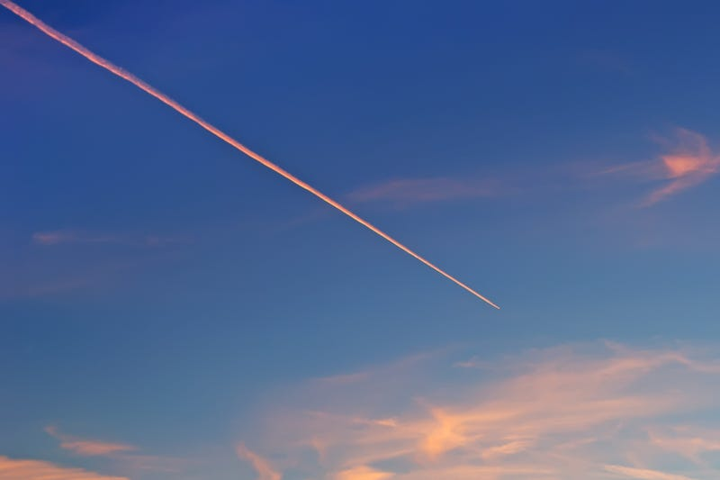 Illustration for article titled Here's Where the Chemtrail Conspiracy Theory Actually Came From