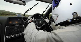 Illustration for article titled The Stig Blogs About The Nissan GT-R