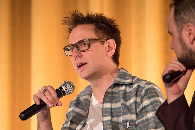 James Gunn (Photo: Marcus Ingram/Getty Images)