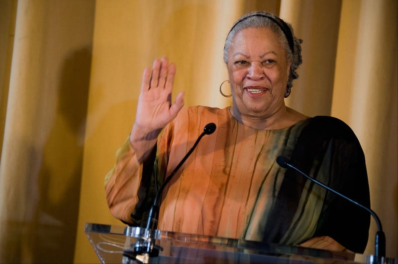 Toni Morrison (Francis Durand/Getty Images)