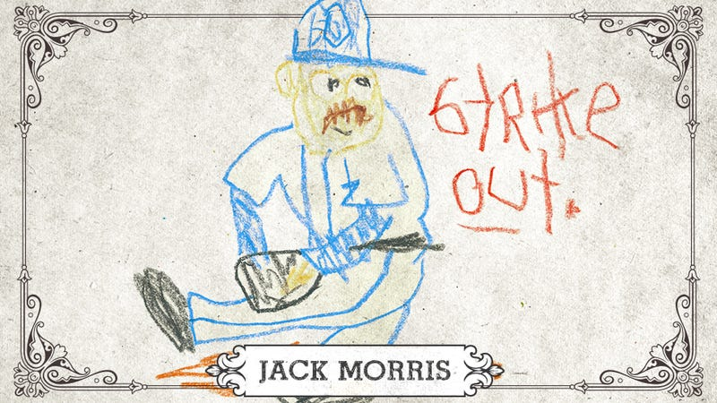 Illustration for article titled Vote For Jack Morris (And Shut Up About Game 7 Already)