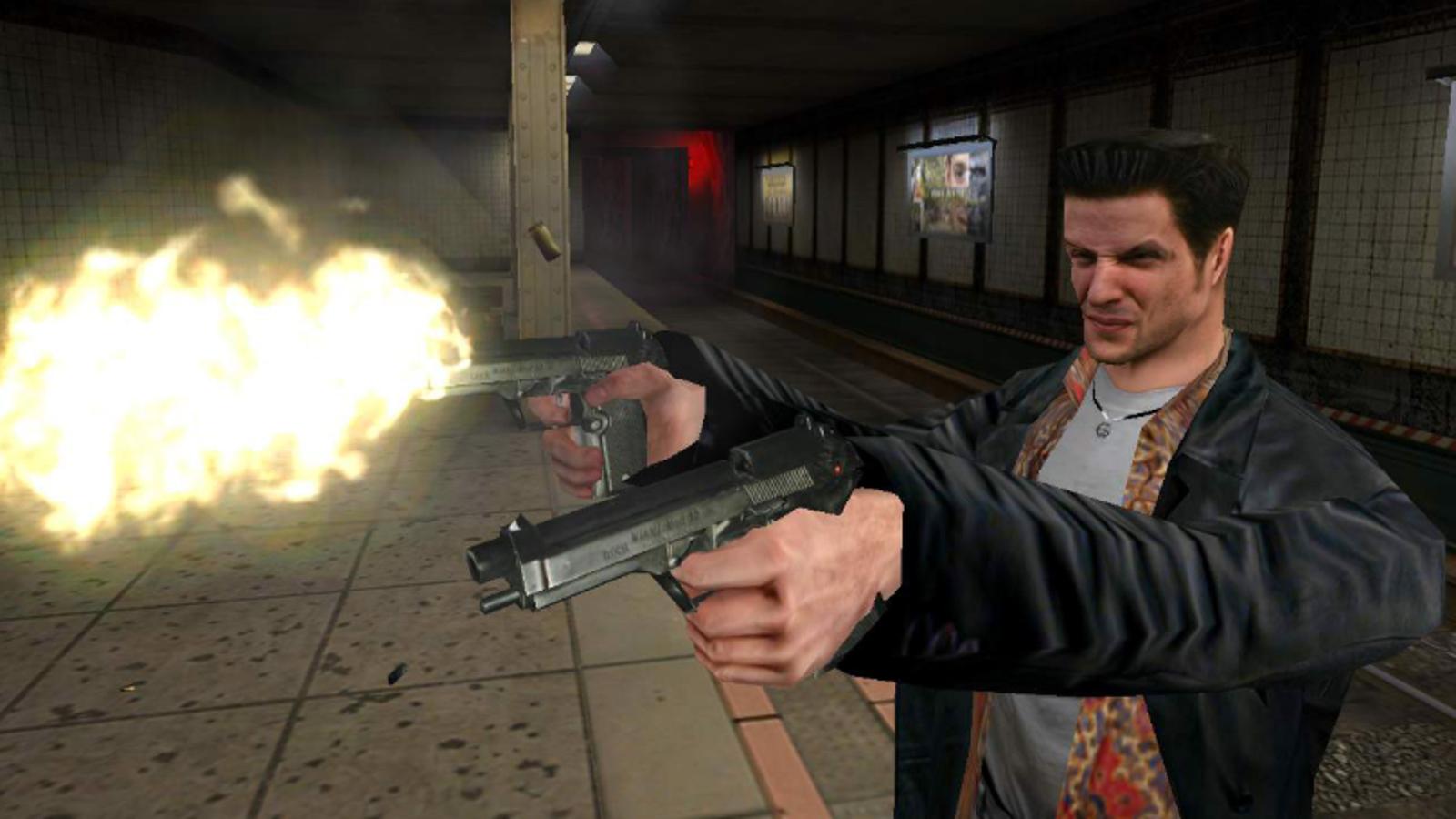 Max PayneStill Holds Up