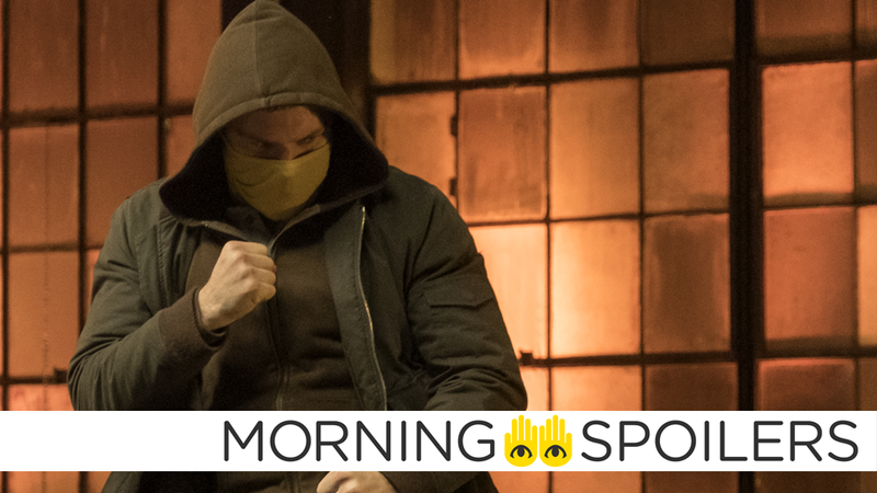 "Danny Rand has a loose approximation of ""suiting up"" in Iron Fist season 2."