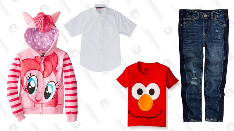Up to 40% off Kids' Clothing | Amazon