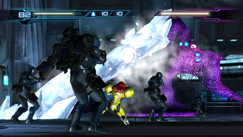 Illustration for article titled Metroid: Other M Is Exactly What I Was Waiting For