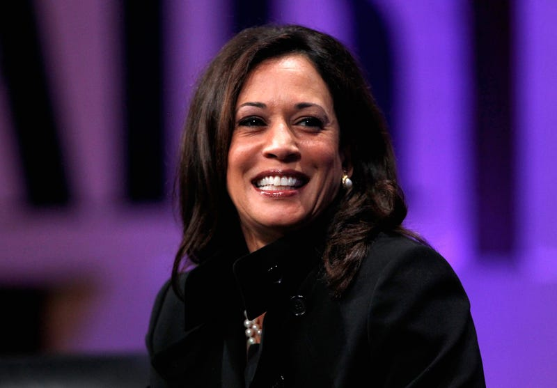 Kamala Harris in 2014  Kimberly White/Getty Images