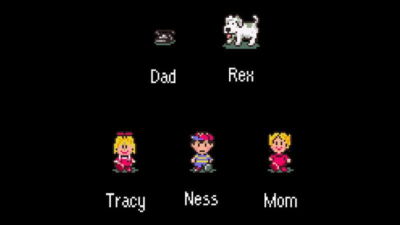 EarthBound's absent dad reveals its mother-loving heart