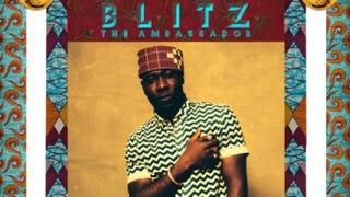 Cover of Blitz the Ambassador's new album, Afropolitan DreamsCOURTESY OF JAKARTA RECORDS