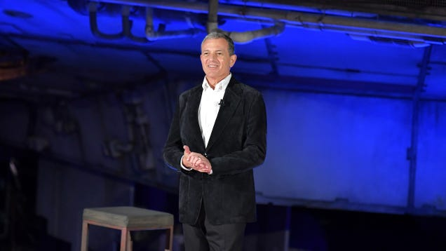 Disney CEO Explains Twitter Perfectly: 'Why Am I Doing This? Why Do I Endure This Pain?'