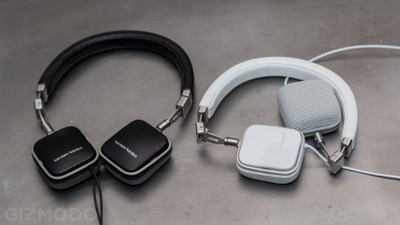 zolo liberty headphone charger - Harman Kardon SoHo Headphones: Same Great Sound, New Portable Package