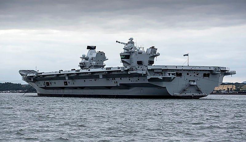 Foto: Royal Navy