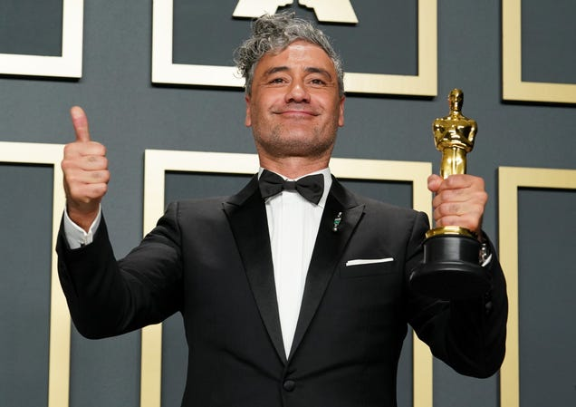 Taika Waititi and Jude Law horror-comedy The Auteur confirmed by Showtime